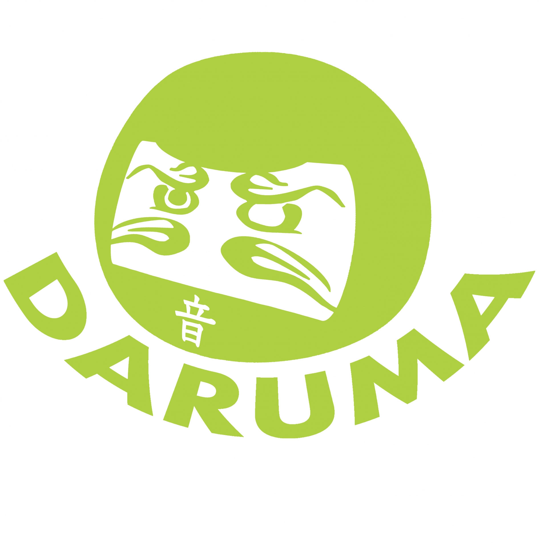 DARUMA だるま ロゴ